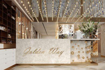 Салон GOLDEN WAY